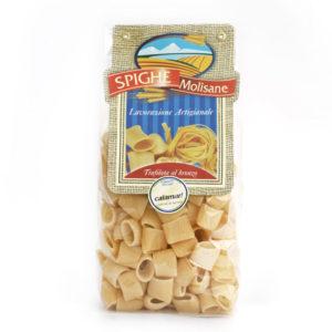 Calamari Spighe Molisane pasta con semola di grano duro italiano da 500gr.