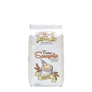 farina di grano duro Saragolla 1kg.