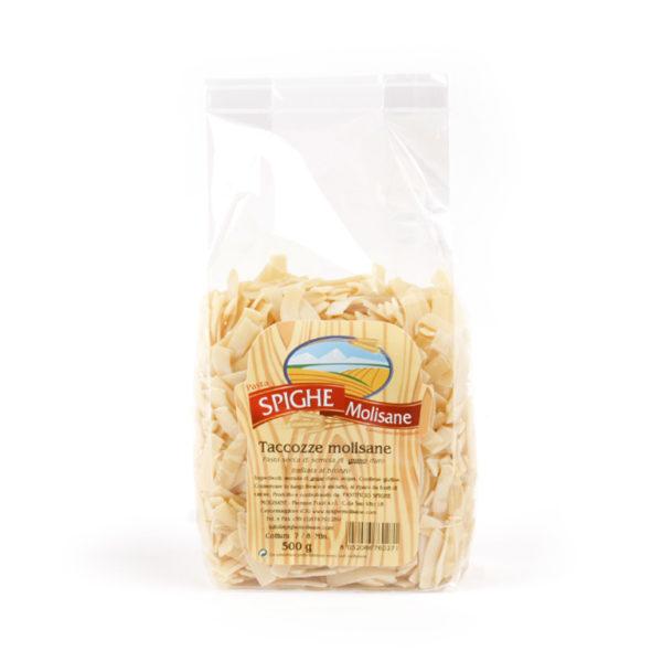 Taccozze molisane - Spighe Molisane - 500gr con farina di semola di grano duro
