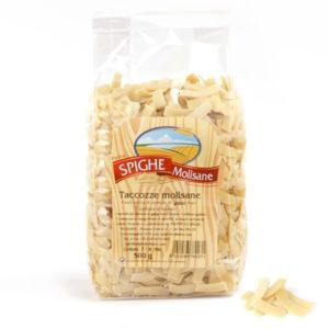 Taccozze molisane - Spighe Molisane - 500gr con semola di grano duro italiano