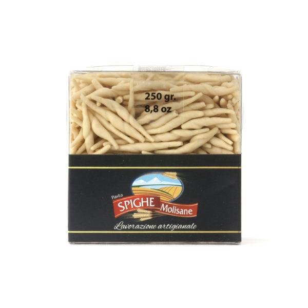 Pasta artigianale Trofie Spighe Molisane - 250g - con semola di grano duro